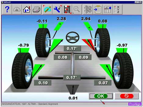 wheel-alignment